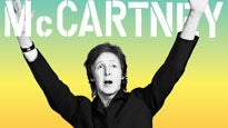 Paul McCartney presale code for show tickets in Charlottesville, VA (John Paul Jones Arena)