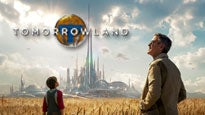 TOMORROWLAND: THE IMAX EXPERIENCE, RATED PG
