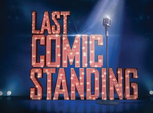 NBC's Last Comic Standing Live Tour Tickets