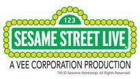 Sesame Street Live at Westchester County Center