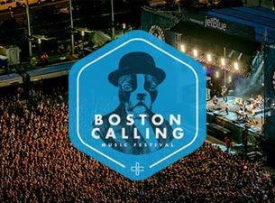 Boston Calling Music FestivalTickets