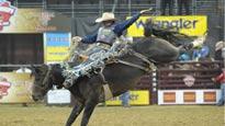 AKSARBEN Stock Show & Rodeo at CenturyLink Center Omaha