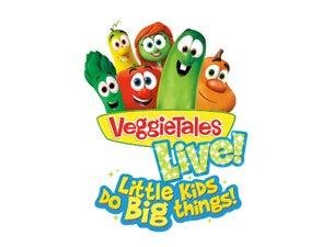 Veggietales Live!Tickets