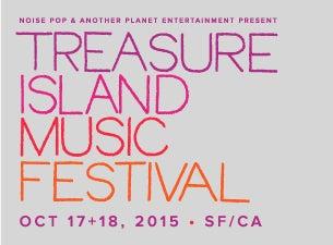 Treasure Island Music FestivalTickets