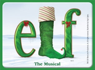 Elf the Musical (Touring)Tickets