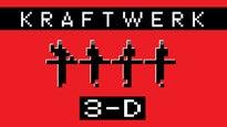 Kraftwerk - 3-D Concert at Masonic Temple