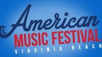 American Music Festival 3 Day Passport Pin