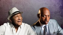Al Jarreau and Jeffrey Osborne at Chrysler Hall