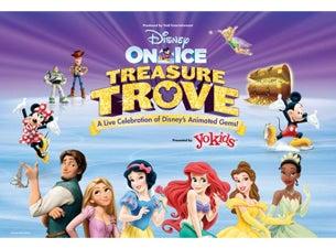 Disney On Ice presents Treasure Trove Presented by Stonyfield YoKids Organic YogurtTickets