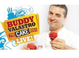 The Cake Boss Tickets