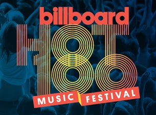 Billboard Hot 100 Music Festival (2-Day Pass)