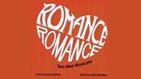Romance/Romance at Abdo New River Room at the Broward Center