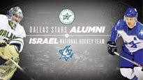 Dallas Stars Alumni v Israel National Team