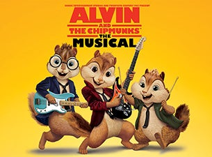 Meet and Greet with the Chipmunks (NO TICKET INCLUDED)