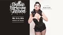 8 Annual Dallas Burlesque Fest at House of Blues Dallas