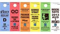 Hang Tags and Parking Passes