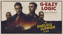 presale password for G-Eazy & Logic: The Endless Summer Tour tickets in a city near you (in a city near you)