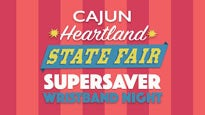 Cajun Heartland State Fair- Supersaver Wristband