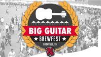 2016 Nashville Sounds Big Guitar Brewfest