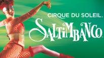 Cirque du Soleil : SaltimbancoTickets