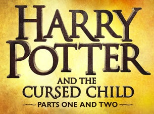 Harry Potter and the Cursed Child Part One Tickets | Event ...