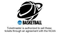 NCAA Mens Basketball TournamentTickets