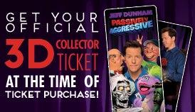 Jeff dunham tickets event dates schedule ticketmaster get the official jeff dunham 3d collector ticket m4hsunfo