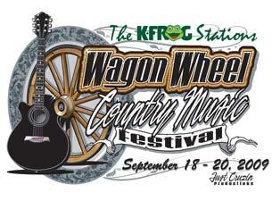 KFRG Wagon Wheel Country Music FestivalTickets