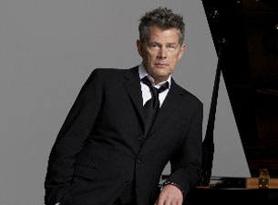 CAP presents DAVID FOSTER: HITMAN TOUR with KATHARINE MCPHEE