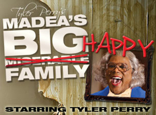 Tyler Perry's Madeas Big Happy Family Tickets