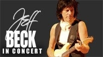 Jeff Beck presale password for early tickets in Huntington