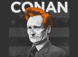 Conan O'BrienTickets