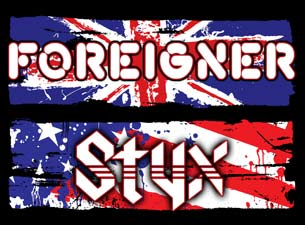 Styx and ForeignerTickets