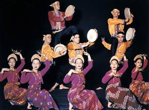 Bayanihan Philippine National Dance CompanyTickets