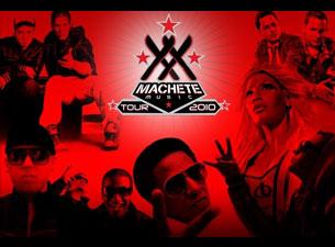 Machete Music TourTickets