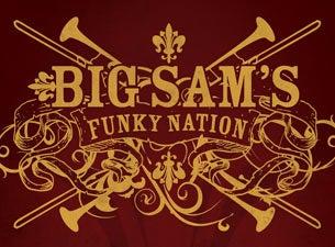Big Sam's Funky NationTickets