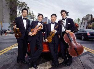 Shanghai QuartetTickets