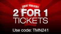 pbr ticketmaster promo code