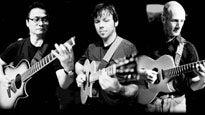 California Guitar Trio at CityStage