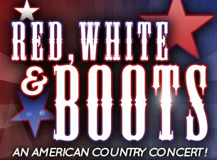 Red, White & BootsTickets