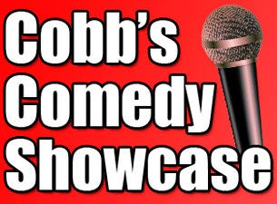 Cobb's Comedy Showcase Tickets