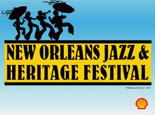 Jazz Fest ExpressTickets