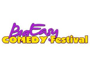 Big Easy Comedy FestivalTickets