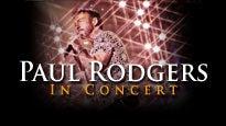 Paul Rodgers at Tropicana Showroom