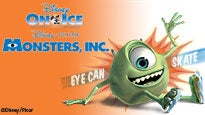 Disney On Ice (SM) presents Disney/Pixar's Monsters, Inc.Tickets