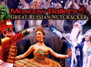 Great Russian NutcrackerTickets