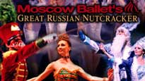 Great Russian Nutcracker at Lyell B Clay Concert Theatre
