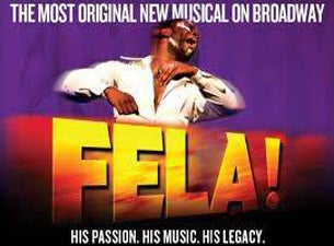 Fela! Tickets