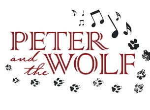 peter and the wolf tickets event dates schedule