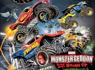 Marvel MonstergeddonTickets